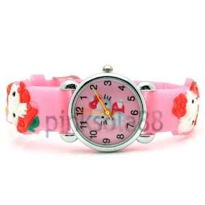 Miss Peggys   Hello Kitty Qt803 watch Face Is a About the
