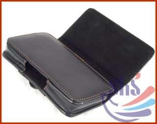 Belt Clip Flip Leather Case for Samsung Galaxy SII i9100