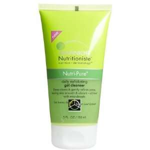 Garnier Nutritioniste Nutri Pure Daily Exfoliating Gel Cleanser 5 oz