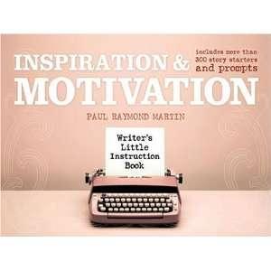 Book   Inspiration & Motivation [Paperback] Paul Martin Books