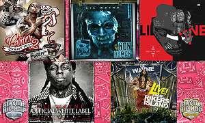 Lil Wayne Essential Mixtape Special   5 Mixtape Combo