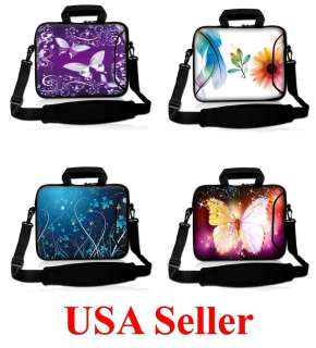 Neoprene Laptop Carrying Bag with Extra Side Pocket Sleeve Case Sleeve