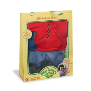 Cabbage Patch Kids Boys Play Outfit with Shoes Toys