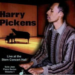 Live at the Stem Concert Hall Harry Pickens Music