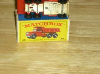 Matchbox Lesney No. 48 dodge Dump Truck in Box, 1966, NM Condition