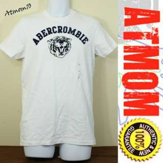 NEW Abercrombie & Fitch Men Muscle Short Sleeve T Shirt New 2011