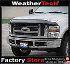 WeatherTech® Stone & Bug Deflector Hood Shield   Ford SuperDuty