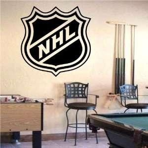 com Wall Mural Vinyl Sticker Sports Logos Nhl national Hockey League