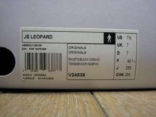ADIDAS JEREMY SCOTT LEOPARD BEAR 2012 panda wings JS ObyO V24536 NEW 4