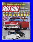 UNREAD,HOT ROD NOV 1985,MOPAR ALUMINUM HEAD,1927 T,SEMA,NOVEMBE​R