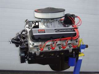 502 CI Chevy 502 HP Chevrolet Motor Complete Engine