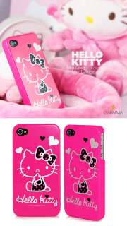 GARMMA Hello Kitty Love Style Back Cover iPhone 4S/iPhone 4 Case (Hot
