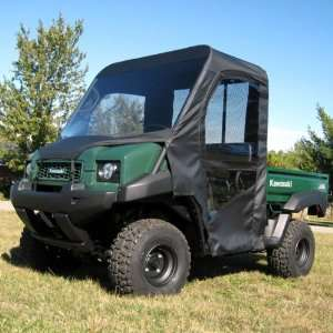 Kawasaki Mule 4000 / 4010 Full Cab Enclosure: Automotive