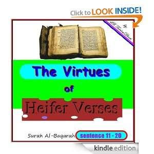 The Virtues Of Heifer Verses. Surah Al Baqarah sentence 11 20 (Tafsir