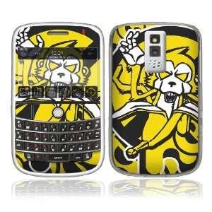 Monkey Banana Decorative Skin Decal Cover Sticker for BlackBerry Bold