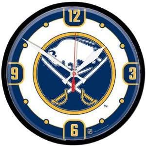 Buffalo Sabres NHL Hockey Gift 12X12 Wall Clock New Gift