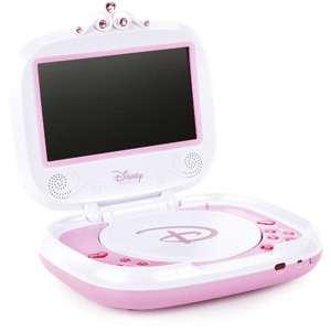 Disney Princess Pink Enchanted Portable DVD player BNIB
