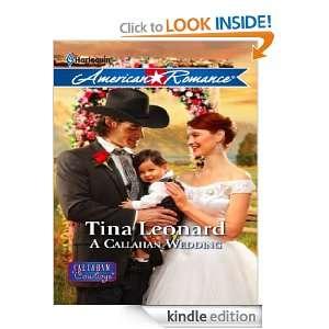 Callahan Wedding (Mills & Boon American Romance) (Callahan Cowboys