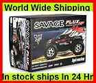 HPI Savage XS Flux Waterproof 2.4GHz 4WD RTR RC Truck