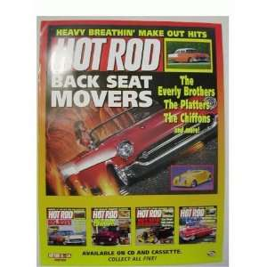 Hot Rod Magazine Poster