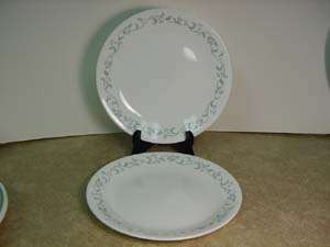 Corelle COUNTRY COTTAGE 3 Bread Plates & 3 Berry Bowls