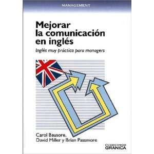 Mejorar La Comunicacion En Ingles (Spanish Edition