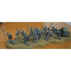 Inca Warriors (42) 1 72 Ceasars Miniatures: Toys & Games
