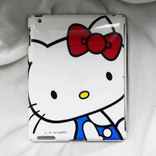 Smart Cover Mate Hello Kitty Hard Back Case For iPad 2