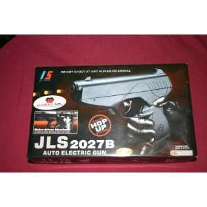 JLS 2027B Auto Electric Airsoft Pistol / Gun Sports