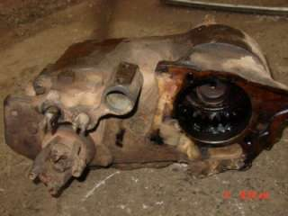 Jeep Dana 20 Transfer Case TH400 Commando CJ J10 J 10
