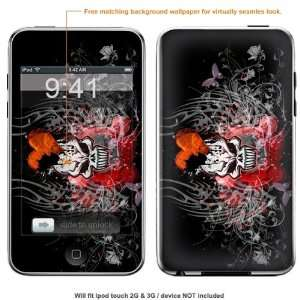 Sticker for Ipod Touch 2G 3G Case cover ipodtch3G 289 Electronics