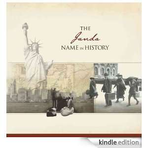 The Janda Name in History: Ancestry  Kindle Store