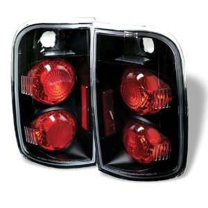 Jimmy / 95 01 Oldsmobile Bravada / 98 00 GMC Envoy Altezza Tail Lights