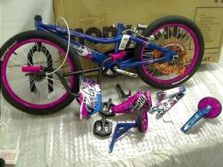 Mongoose Kaila Girls Bike (18 Inch Wheels)