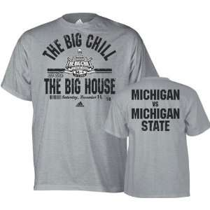 State Hockey The Big Chill at The Big House T Shirt Sports & Outdoors