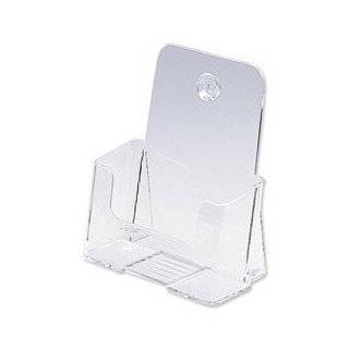 Bi fold 6 X 9 Brochure Holder Standard Booklet