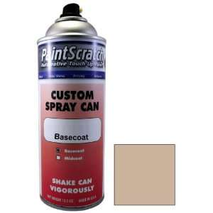 Can of Light Tan Metallic Touch Up Paint for 1971 Dodge Trucks (color