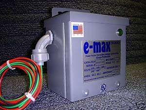 Energy Saving E Max 3000 KVAR   UL Listed & Tested