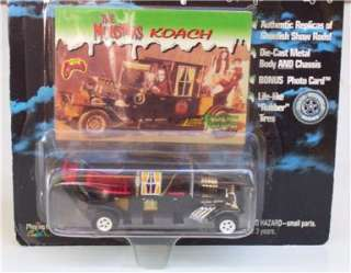 Munster Koach Car Munsters Show Car 164 George Barris Johnny