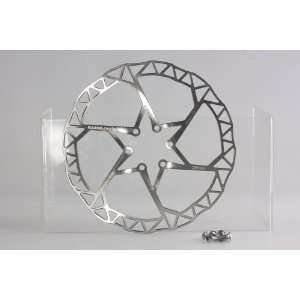 KCNC Razor Stainless Steel MTB Disc Brake Rotor 180 mm w
