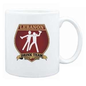 New  Lebanon Drink Team Sign   Drunks Shield  Mug
