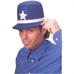 Adult Durashape Keystone Cop Hat: Toys & Games