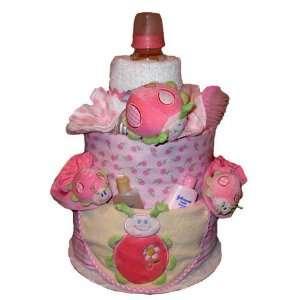 Tumbleweed Babies 1020203 Ladybug 3 Tier Diaper Cake Toys & Games