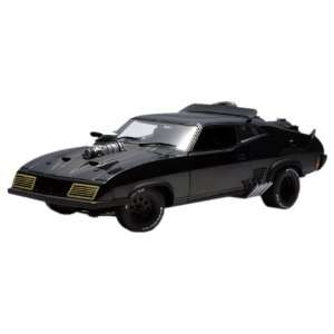 Mad Max 2 The Road Warrior Interceptor diecast model car 1