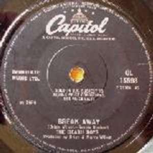 , The   Break Away / Celebrate The News   [7] The Beach Boys Music