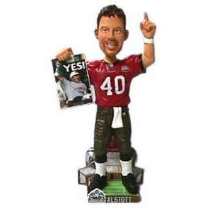 Mike Alstott Super Bowl 37 Champ Forever Collectibles Bobblehead