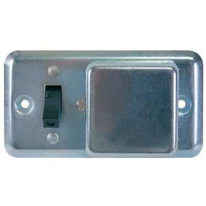 Bussman Plug Fuse Box Cover Unit With Switch   SSU BC