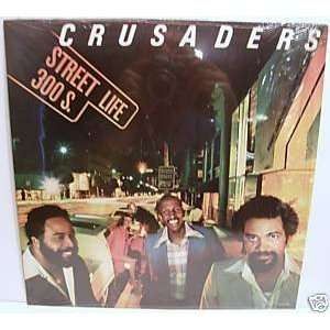 Street Life(LP vinyl audiophile pressing) Crusaders