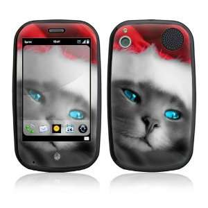 Palm Pre Decal Skin   Christmas Kitty Cat