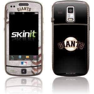 San Francisco Giants Game Ball skin for Samsung Rogue SCH